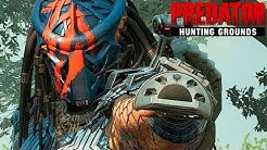 Predator Hunting Grounds Gameplay German - Neue starke Waffen