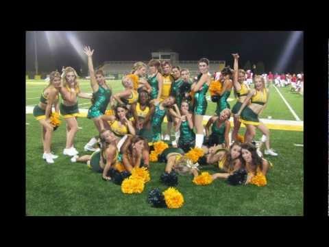 Arkansas Tech Cheerleading 2013
