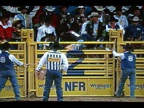 Ty Murray- NFR in 1999