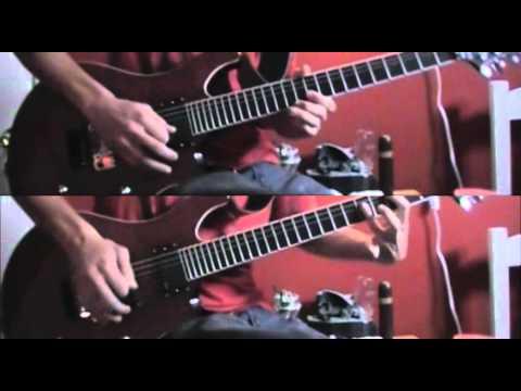 Breaking Benjamin - So Cold (Guitar Cover)