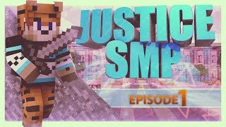 Justice SMP! Episode 1 - Spawn Tour! Thumbnail