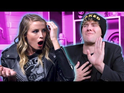I INTERVIEW TAYLOR SWIFT!! (Very Awkward) ...Ready For It? PARODY & Look What You Made Me Do | BAKED