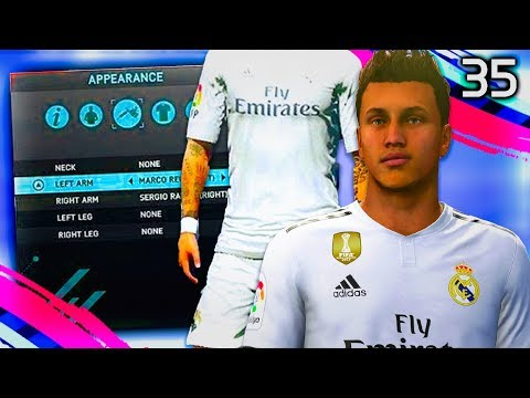 Tattoos In Career Mode Fifa 19 My Player Career Mode 35