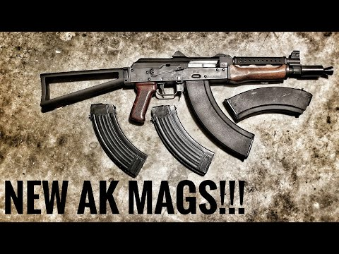 New AK Mags!