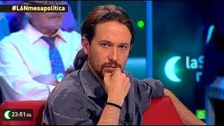 Pablo Iglesias habla sobre el proceso constituyente de Podem...