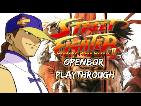 Super Final Fight Gold - Story Mode Playthrough - OpenBor