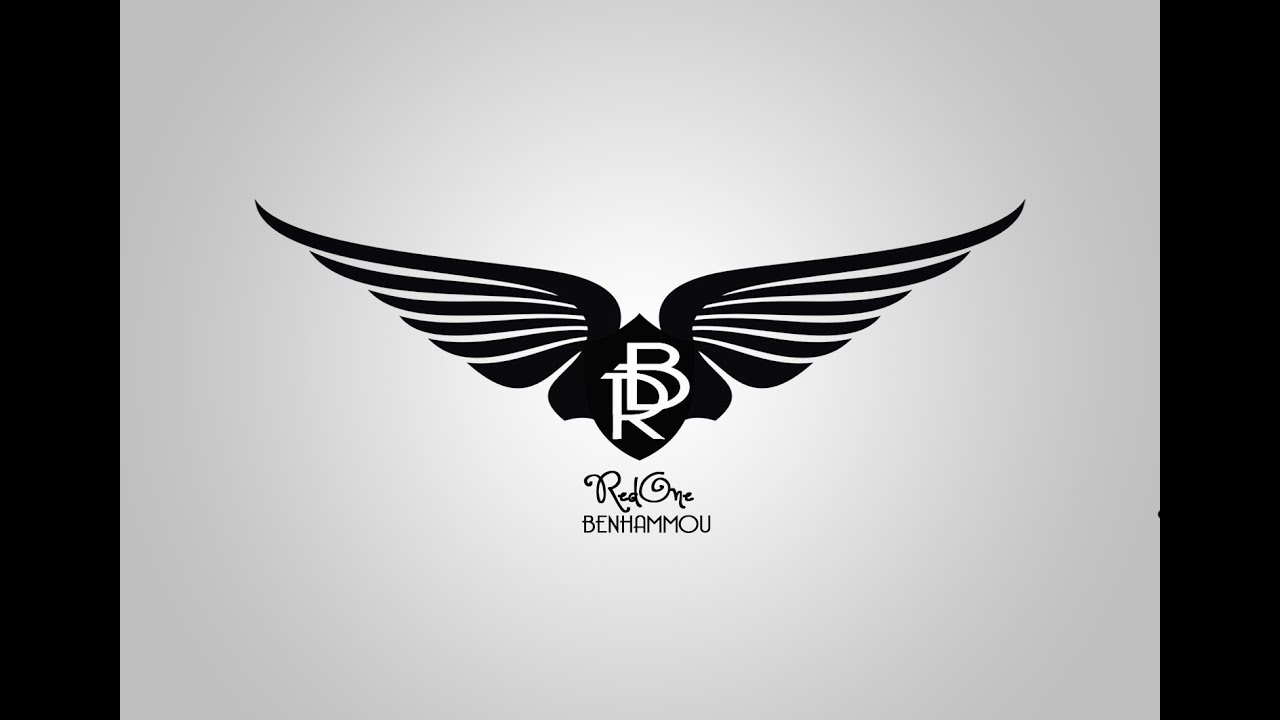 rb wings new logo quick speedart photoshop cc redoine