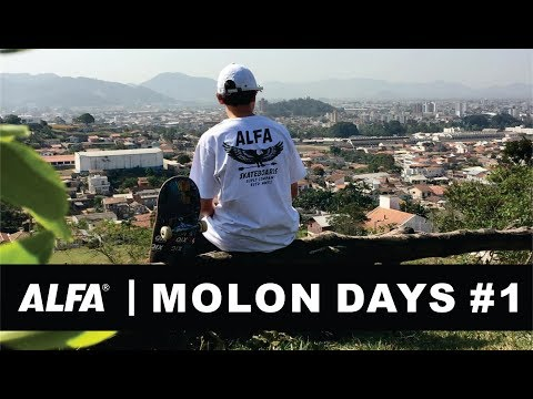Alfa Skate - Molon Days #1
