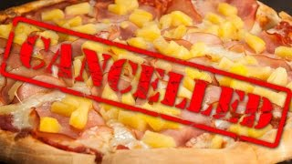 This Country Is Going To Ban Pineapple As A Pizza Topping