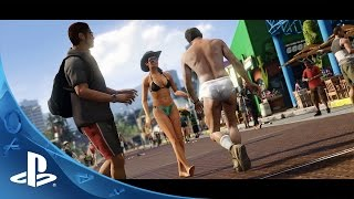 Grand Theft Auto V - A Picket Fence And A Dog Named Skip Trailer | Ps4