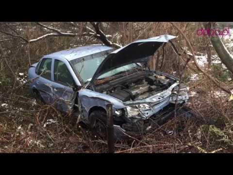 Wypadek w Piławie Górnej