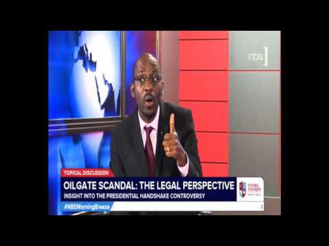 6 Billion HandShake - Legal Perspective (Lawyer Jet Tumwebaze, Lawyer Jude Byamukama) - Part I