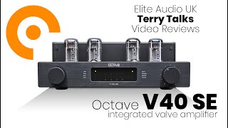 Terry Talks: the Octave V40 SE review…