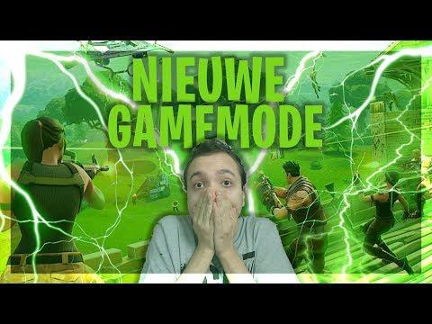 NIEUWE GAME MODE IS ER!! Fortnite Battle Royale Nederlands LIVE