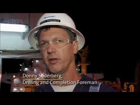 Mighty Movers Deep Sea Drillers