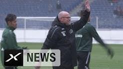 Thomas Schaaf bei Hannover 96 beurlaubt | Trainerentlassung in der Bundesliga