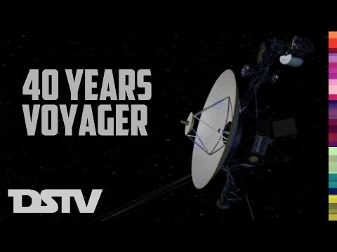 40 YEARS VOYAGER - 2017 NASA SCIENCE LECTURE