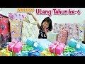 HORE!! Saatnya Buka Kado Hadiah Ulang Tahun Hana Ke-6, Ada Mainan Gak Ya? Opening Birthday Presents