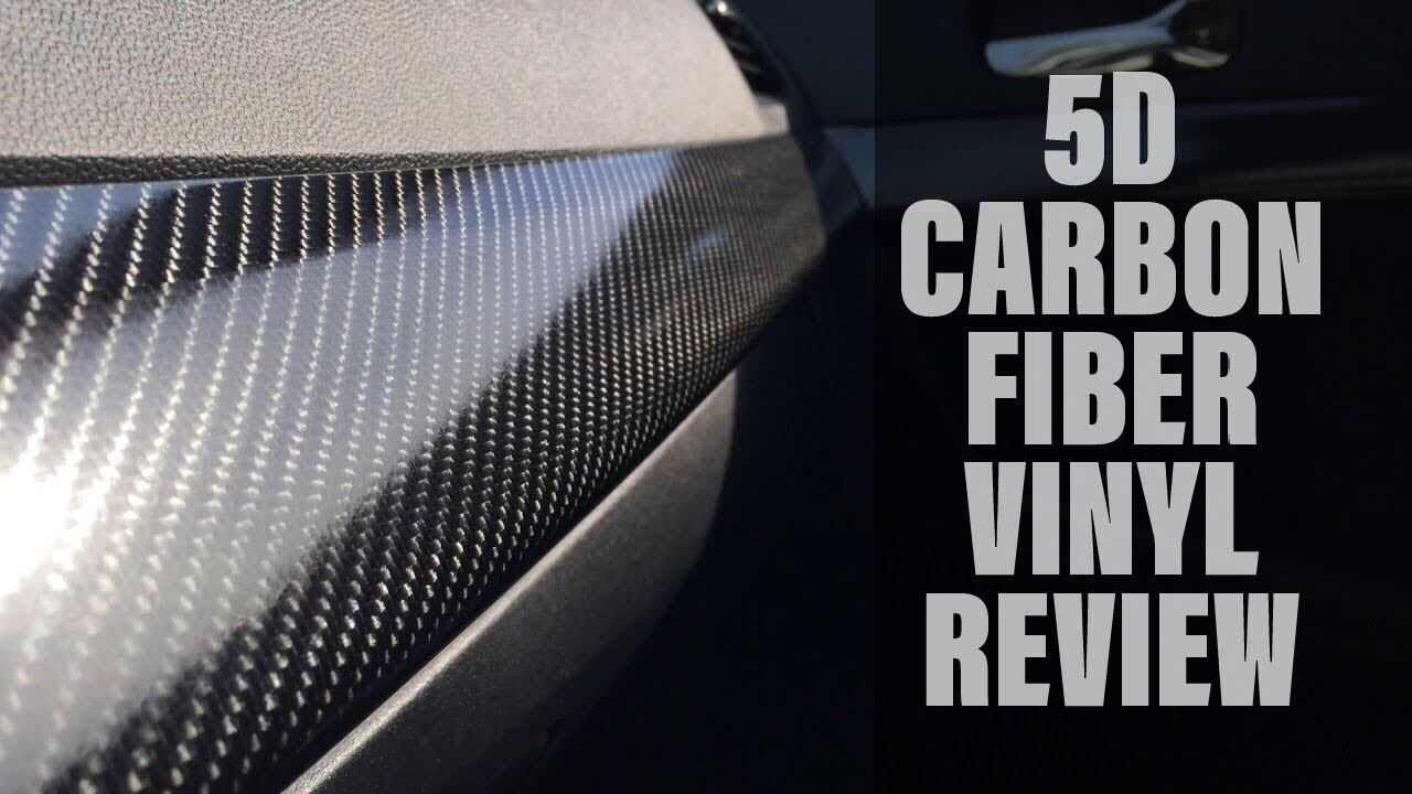 Ep 106 5d Carbon Fiber Vinyl Year In Review Youtube