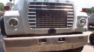 1979 Ford 9000 Dump Truck~ www.wmsohio.com
