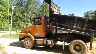 Compass Auctions & Real Estate 1995 Volvo Dump Truck