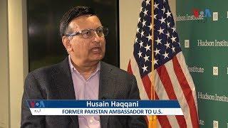 Exclusive Interview of Husain Haqqani with VOA