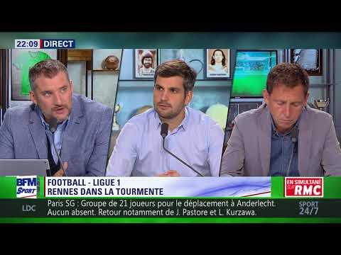 After Foot du lundi 16/10 – Partie 1/6 - L'avis tranché de Pierre Ducrocq sur Cavani