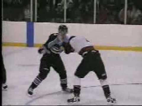 Andre Atkinson fights Alex Burton