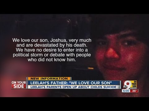 Leelah Alcorn's father responds: We loved our son