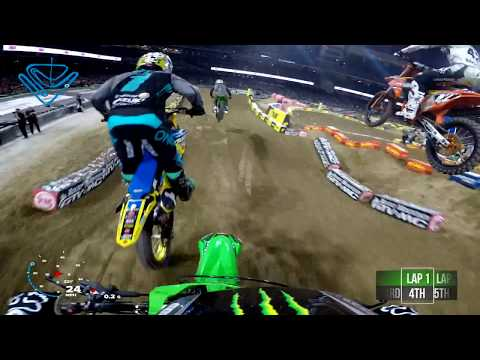 GoPro: Adam Cianciarulo Main Event 2018 Monster Energy Supercross from San Diego