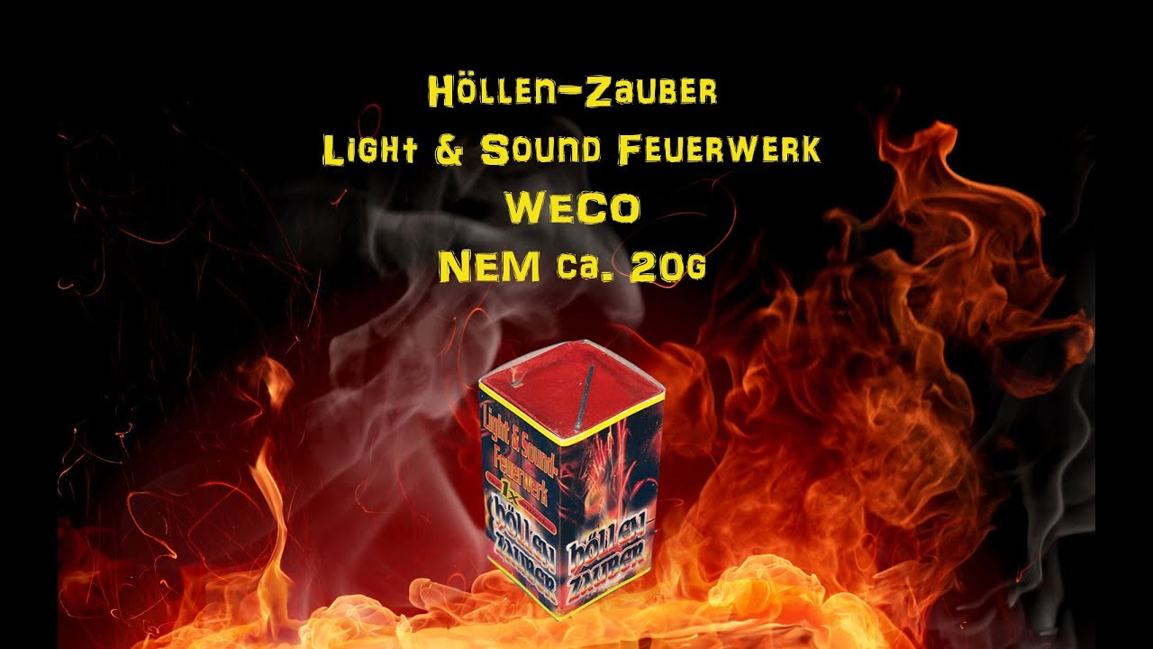 Weco Höllenzauber