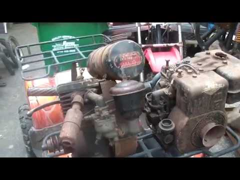 Hoarder's cleanout, $8 David Bradley, Briggs and Stratton engines