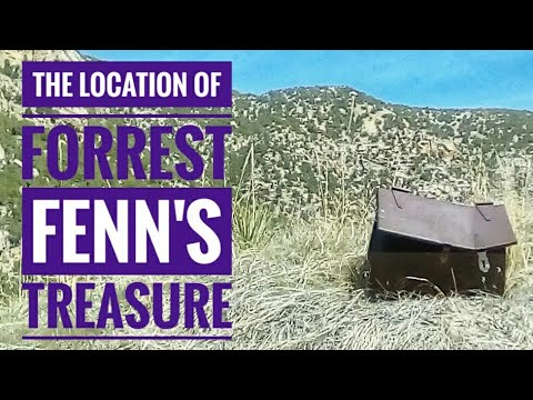 Location of Forrest Fenn's Treasure - Backpack America