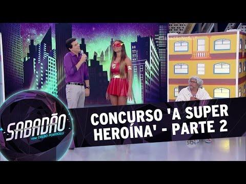 Concurso ´´A Super Heroína`` - Parte 2