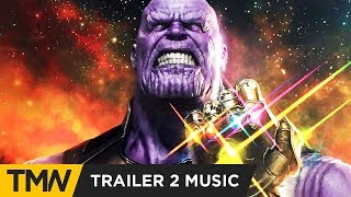 avengers infinity war trailer 2 music