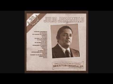 Julio Jaramillo - En Un Bote De Vela