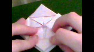 Origami Flower In A Box Tutorial
