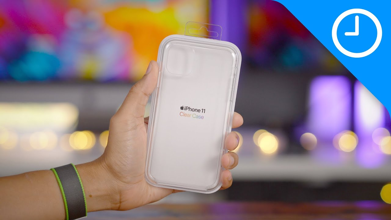 Review Apple iPhone 11 Clear Case , worth $40?