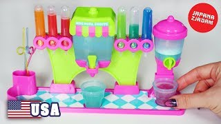 Najmniejsza maszyna do napojów!  Yummy Nummies - JAPANA zjadam #121 | Agnieszka Grzelak Vlog