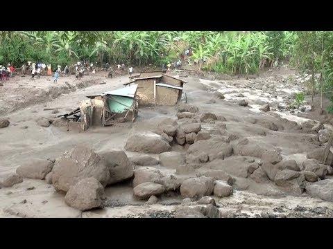 Death toll climbs to 35 in Uganda landslide