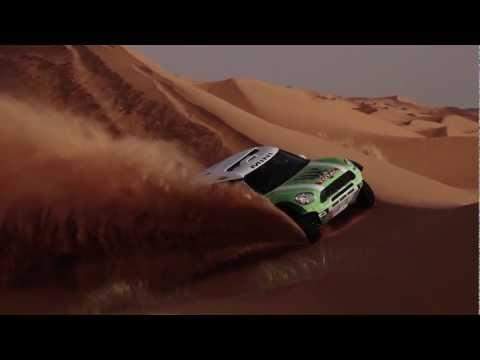 Motion n' Style - Dakar Rally 2013. Stéphane Peterhansel.