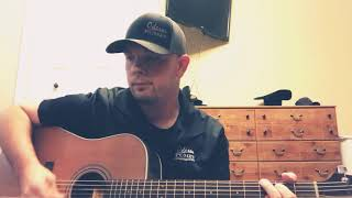 Jason Aldean- Drowns the Whiskey cover