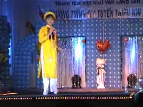 Jennifer Hồng Nguyễn thiếu nhi tài sắc-Đón xuân 2002