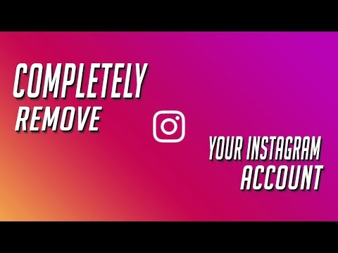 How To Delete Instagram Account Completely [iOS/Android/PC]