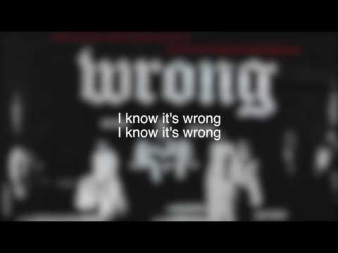 (OFFICIAL LYRICS) A$AP Mob - Wrong ft. A$AP Rocky, A$AP Ferg