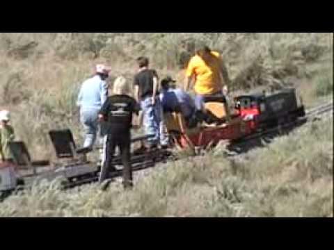 Live Steam Model Railroad Club in Colorado