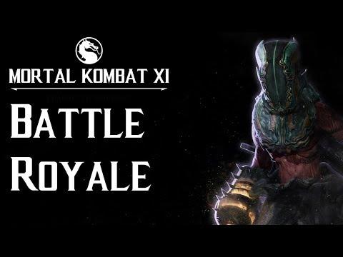 Mortal Kombat 11: Battle Royale [Dink Pitch] thumbnail
