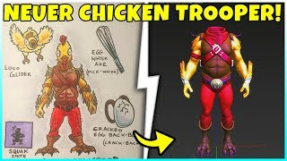 Omg! New Superhero Skin found in the gamefiles! - Fortnite Battle Royale