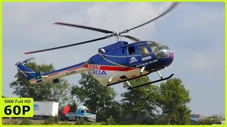 BERND PÖTING AEROBATIC FLIGHT WITH HIS JET CAT POWERED BO105