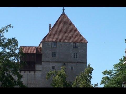 Saaremaa Kuressaare Castle HD1080